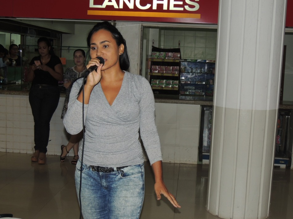Ruti Silva aluna do curso Serviço Social