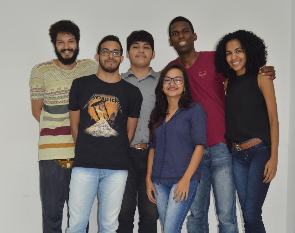 MATÉRIA EMPRESA JUNIOR - Equipe da Faro Comunicação