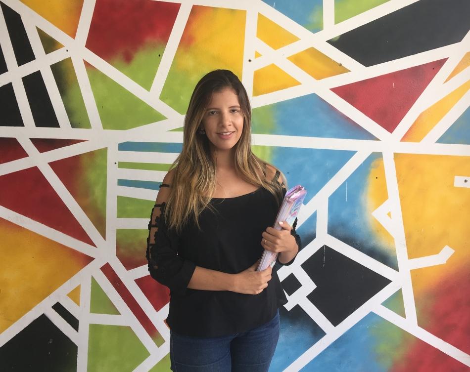 MATÉRIA Universitárias enfrentam os desafios de conciliar a maternidade com os estudos - Isabela Duarte, aluna de Direito