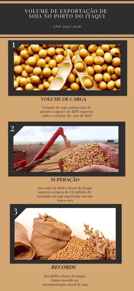 EXPORTAÇÃO de soja no porto (2)